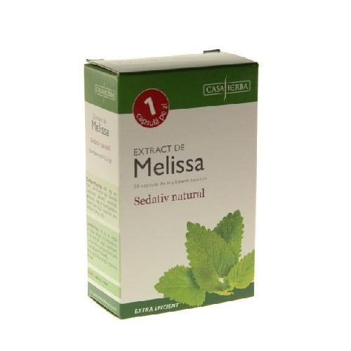Extract de Melissa 30cps Casa Herba