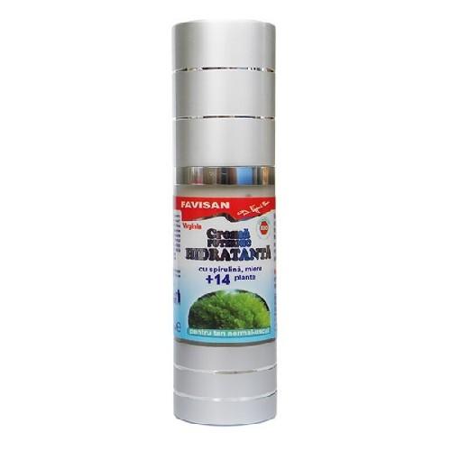Crema Puternic Hidratanta Virginia 30ml Favisan