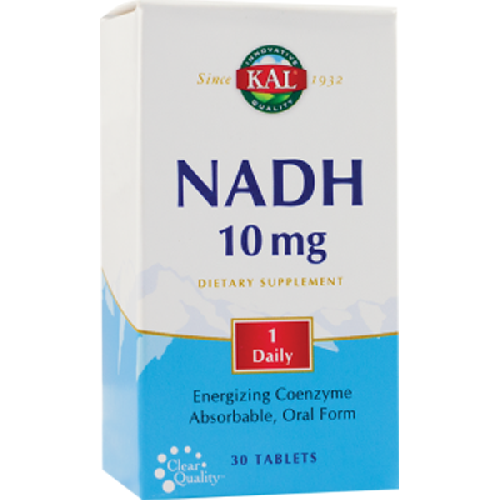 NADH 10mg 30cpr Secom