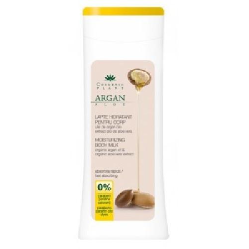 Lapte de Corp cu Argan 200ml Cosmetic Plant