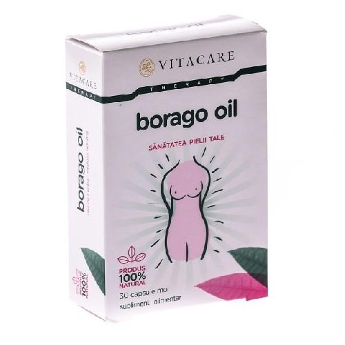 Borago Oil 30cps Vitacare