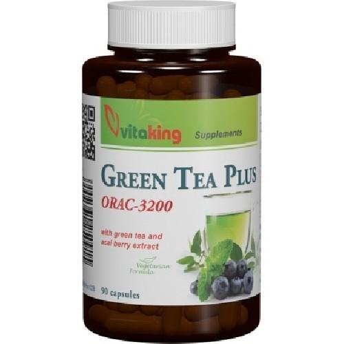 Antioxidant Complex cu Ceai Verde 90cps Vitaking