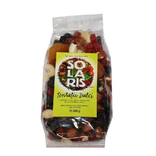 Tentatii Dulci (fructe uscate) 150gr Solaris