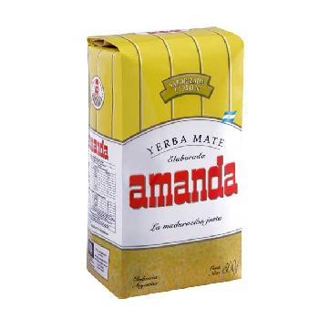 Ceai Mate cu aroma de lamaie 500gr.