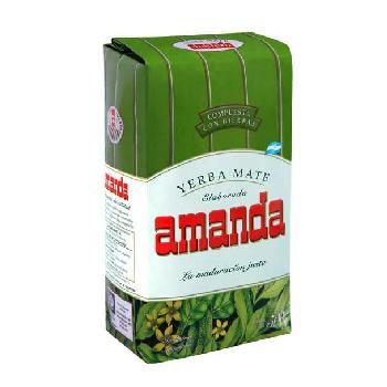 Ceai Mate cu plante medicinale 500gr.