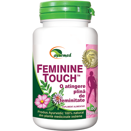Feminine Touch 100tablete Ayurmed