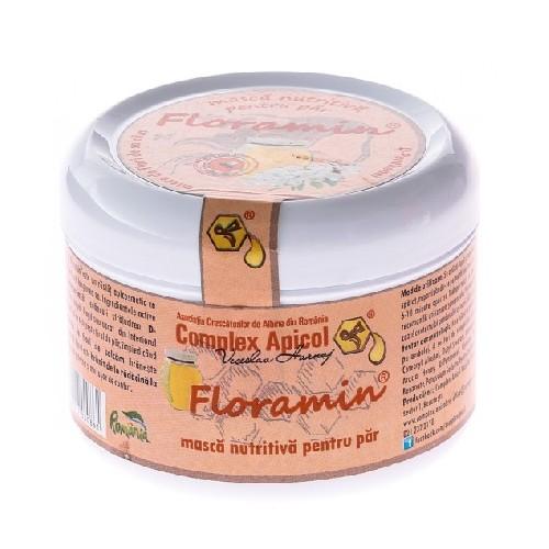 Floramin Masca Nutritiva pentru Par 200ml Complex Apicol