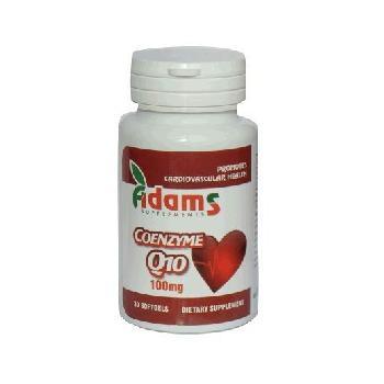 Coenzyme Q10 100mg 30 Capsule