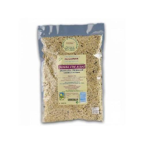 Quinoa cu Alge Marine Bio 500gr Algamar