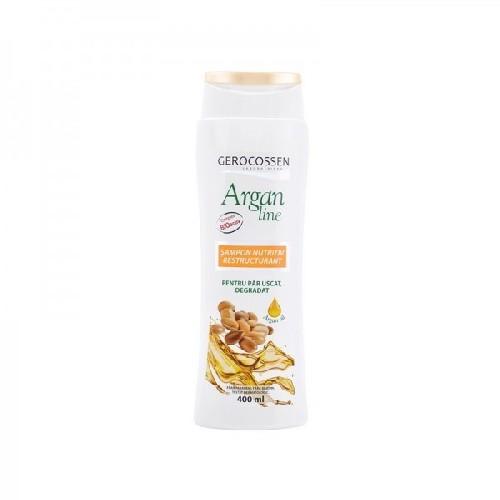 Sampon Nutritiv-Restructurant cu Argan 400ml Gerocossen
