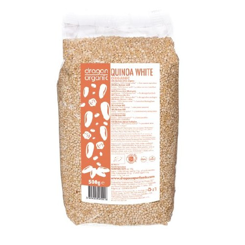 Quinoa 500gr Dragon Superfoods