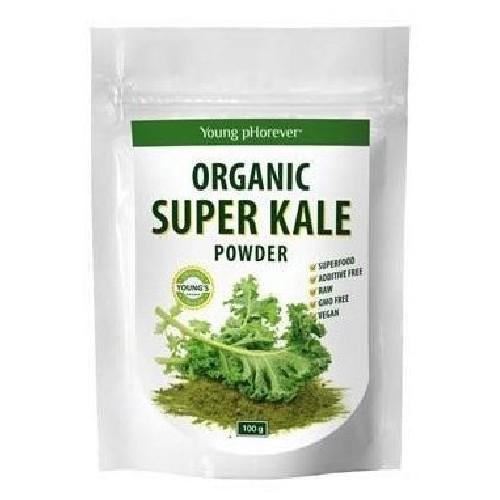 Super Kale Pudra Raw Bio 100gr Young Phorever