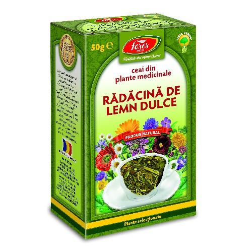 Ceai Lemn Dulce 50gr Fares