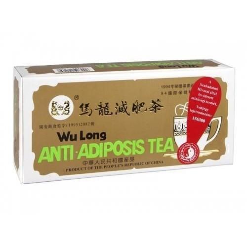 Ceai Antiadipos Wu Long 30plicuri Dr.Chen