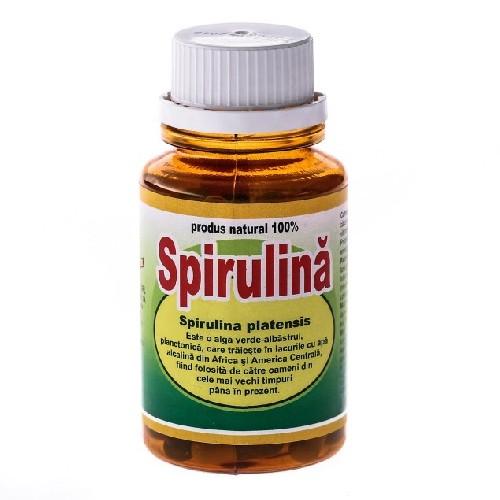 Spirulina 60cps Hypericum