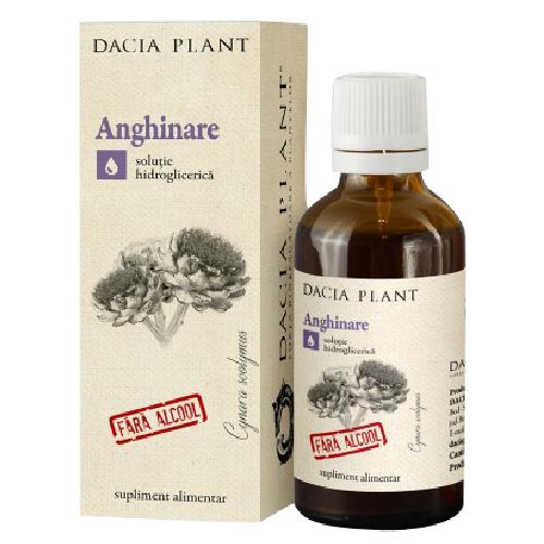 Extract De Anghinare Fara Alcool 50ml Dacia Plant