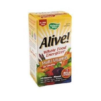 Alive! 30tab (fara fier adaugat) Secom