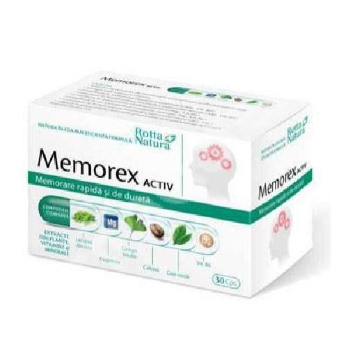Memorex 30cps Rotta Natura