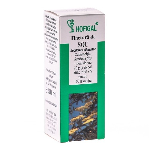 Tinctura Soc 50ml Hofigal