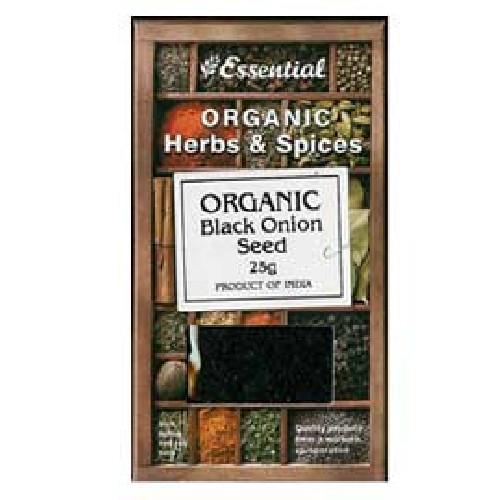 Seminte de Chimen Negru Bio 25gr Essential