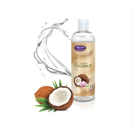 Coconut Fractionated Oil 473ml Secom
