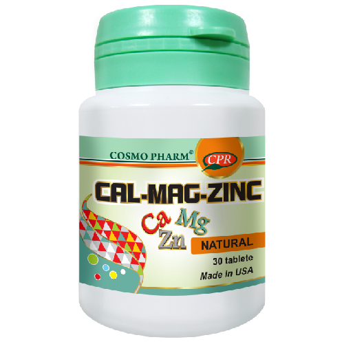 Cal+Mag+Zinc 30+10cps CosmoPharm