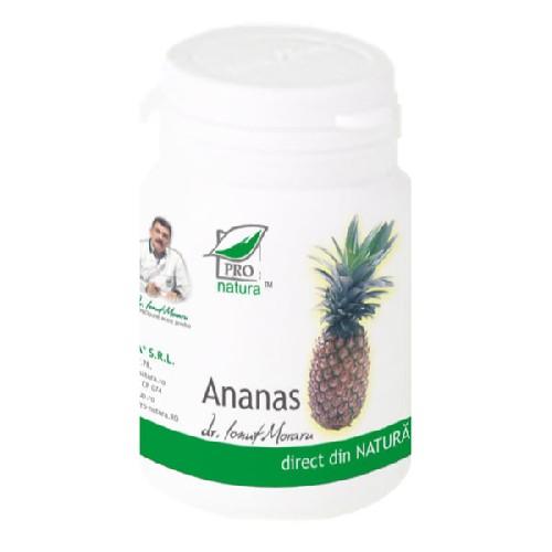 Ananas 60cps Pro Natura