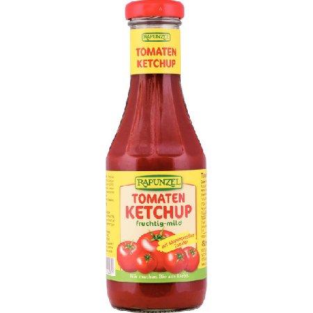 Ketchup de Tomate 450ml Rapunzel