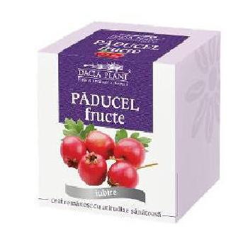 Ceai Paducel Fructe 50g Dacia Plant