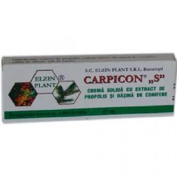 Carpicon Supozitoare 10x1.5g Elzin