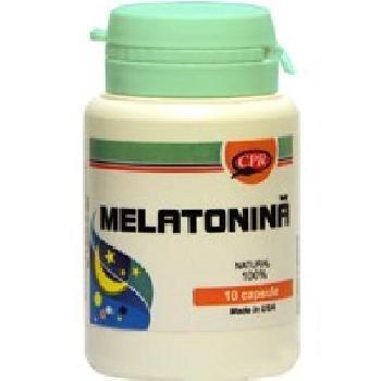 Melatonina 10cps. Cosmopharm