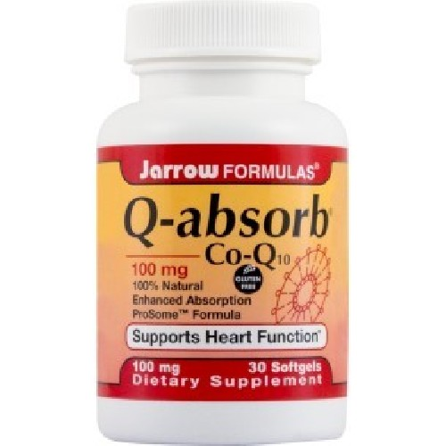Q-absorb (Co-Q10 100mg) 30cps Secom