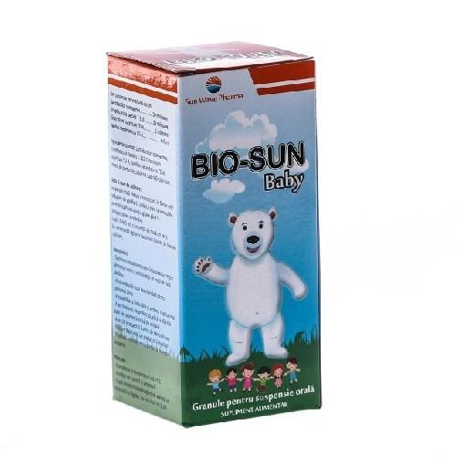 Bio-sun Baby Flacon Granule 5gr Sunwave