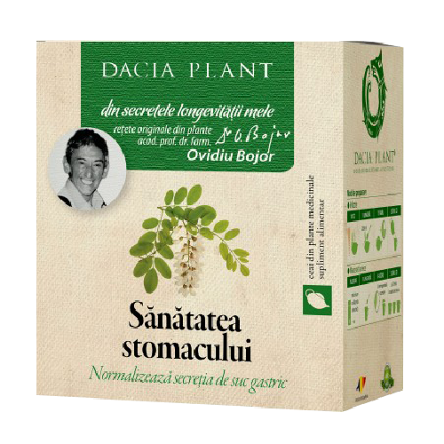 Ceai Sanatatea Stomacului 50gr Dacia Plant