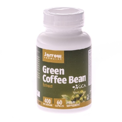Green Coffee Bean 400mg 60cps