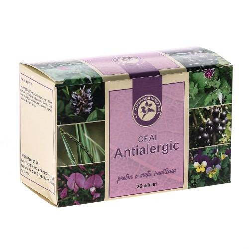 Ceai Antialergic 20dz Hypericum