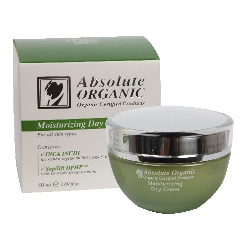 Crema de Zi Hidratanta cu Sepilift DPHP 50ml Absolute Organic