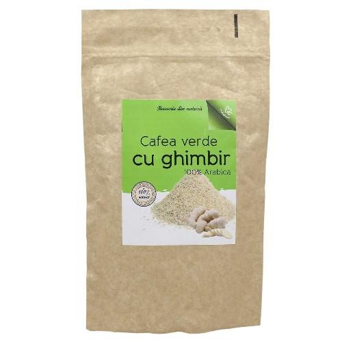Cafea Verde Macinata cu Ghimbir 300gr Phytopharm
