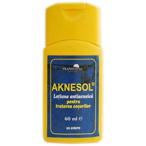 Aknesol 60ml Transvital