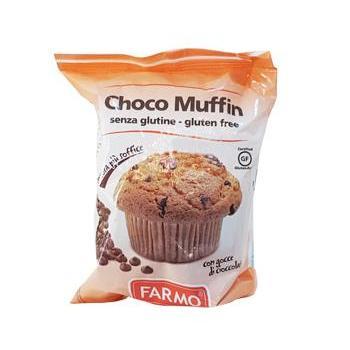 Muffin Choco 60gr Farmo