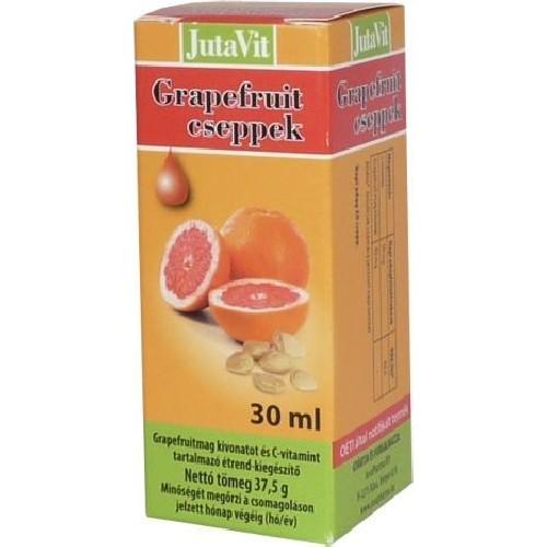 Picaturi De Grapefruit 30ml Jutavit