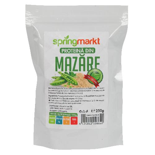 Proteina din Mazare 250gr