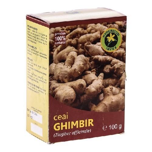 Ceai Ghimbir 100gr Hypericum