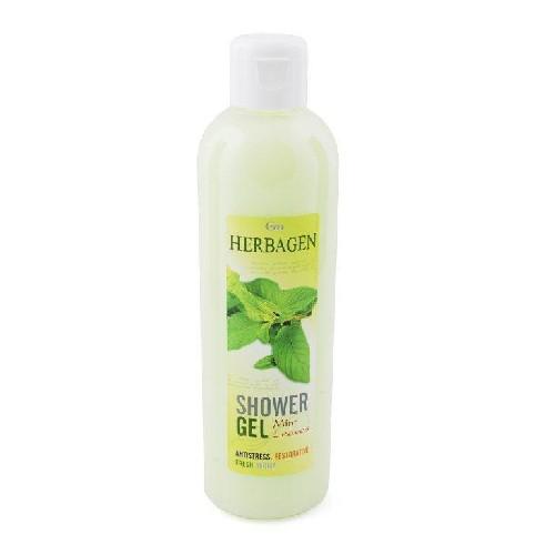 Gel De Dus Mint Leaves 250ml Herbagen