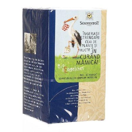 Ceai Ingerasii Strengari In Curand Mamica 20gr Son