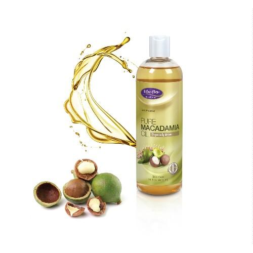 Macadamia Pure Oil 473ml Secom