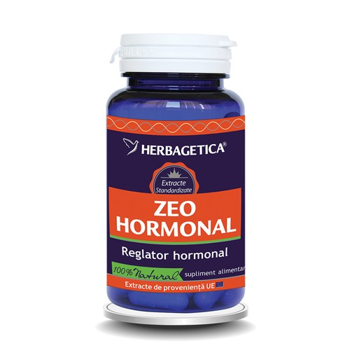 Zeo Hormonal 60cps Herbagetica