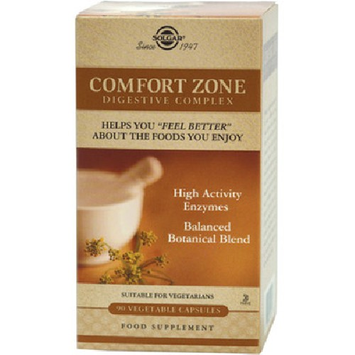 Comfort Zone Digestive Complex 90cps Solgar