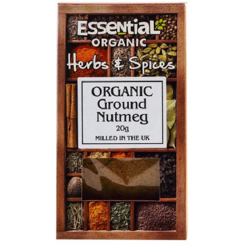 Nucsoara Macinata 20gr Essential Organic