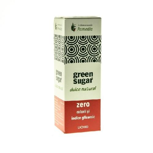 Green Sugar Lichid 50ml Remedia
